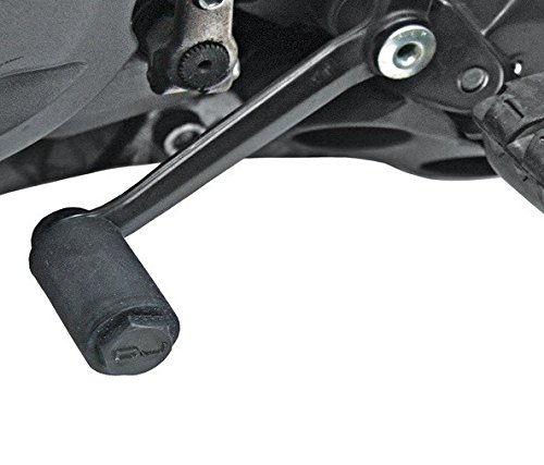 OJ Bolt Protège chaussure en caoutchouc à fixer sur le sélecteur de vitesse pour moto OJ Atmosfere Metropolitane
