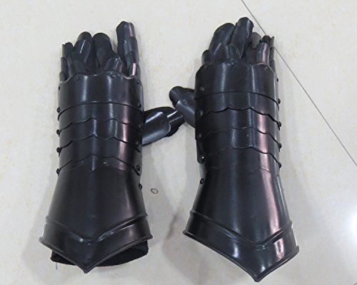 NAUTICALMART Medieval Armor Steel Gauntlets by NAUTICALMART