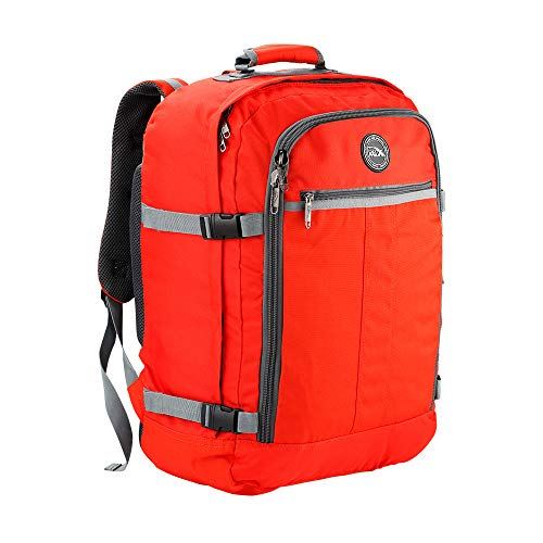d1e92e35ed Cabin Max Backpack Flight Approved Carry On Bag Massive 44 litre Travel  Hand Luggage 55x40x20 cm - Buy Online in UAE.