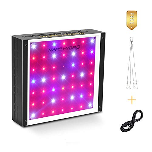 MarsHydro ECO 300W - Best Budget LED Grow Light 2019 (Under $100)