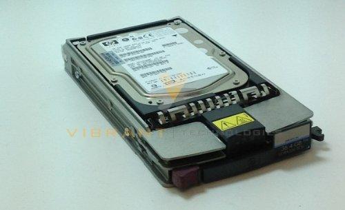 (289241-001 - HP 36GB 15K Disk SCSI-U320-LVD 80P 3.5IN)