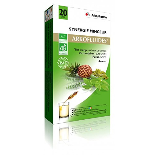 Arkopharma Arkofluides Slimming Synergy 20 Phials by Arkopharma