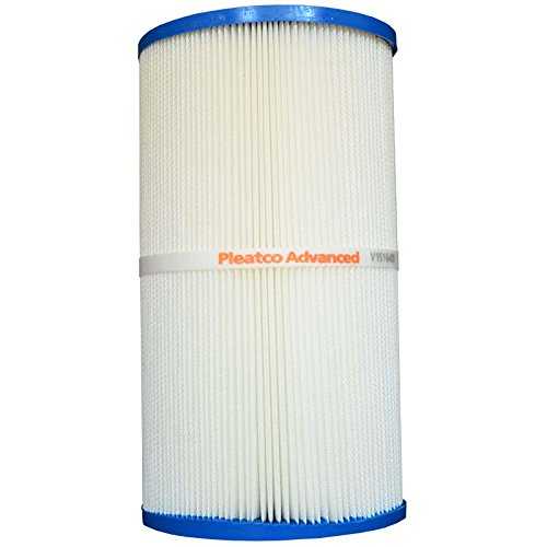 Replacement Filter Cartridge for Watkins Hot Spring Spas - 4 Pack by Pleatco