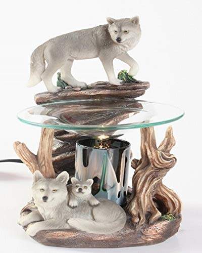 wolf electric candle warmer - 6