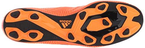 Zest 4 Shoe adidas Black 18 Men's Nemeziz Soccer Red Solar Firm Ground Aw18qwt