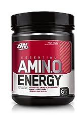 OPTIMUM NUTRITION ESSENTIAL AMINO ENERGY...