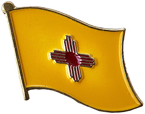 US Flag Store New Mexico Flag Lapel - Shop Mexico Online