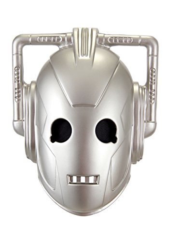 Elope Doctor Who Cyberman Vacuform Mask (Halloween Costumes Dr Who)