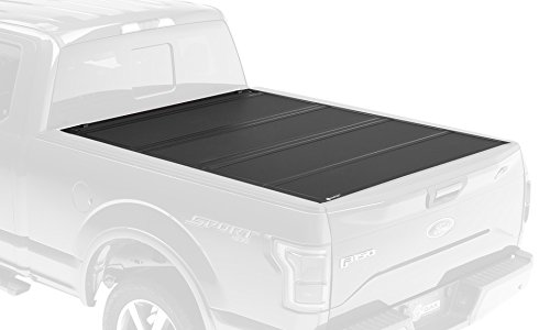 Bakflip Tonneau Cover (BAK Industries BAKFlip MX4  Hard Folding Truck Bed Cover 448329 2015-18 FORD F150 5' 6