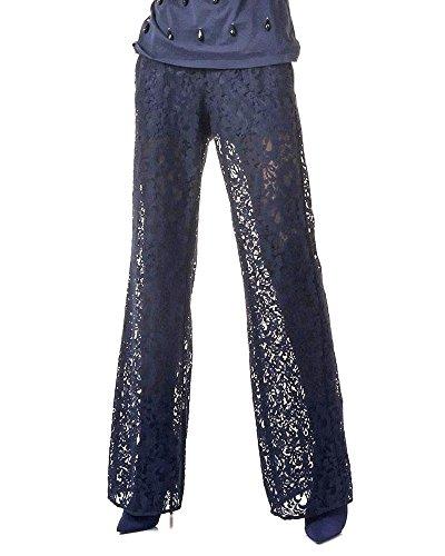 Donna Cotone Pinko 1B12WR6849G56 Blu Pantaloni SxW47