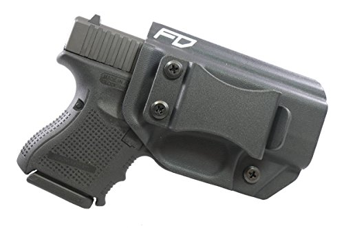 Fierce Defender IWB Kydex Holster Glock 26 27 33