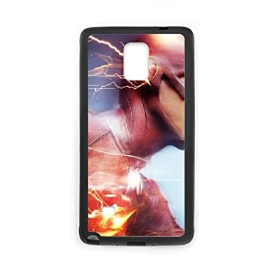 Barry Allen The Flash Samsung Galaxy Note 4 Cell Phone Case