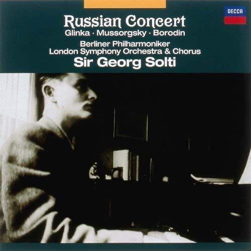 Russian Concert: Glinka / Mussorgsky (Amazon Prime Program Details)