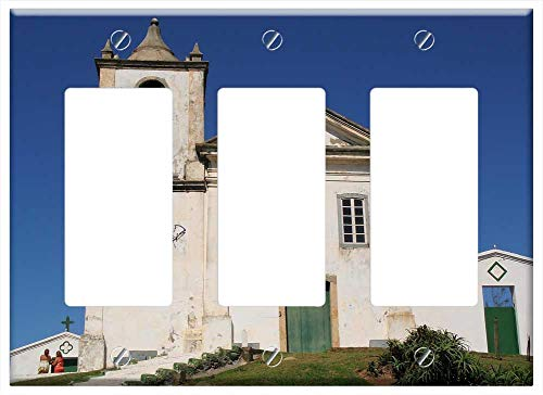 Switch Plate Triple Rocker/GFCI - Unamar Cabo Frio Rio De Janeiro Brazil Church