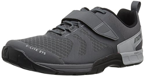 Inov-8 Women's F-LITE 275 (W) Cross Trainer Grey/Black 7.5 B US