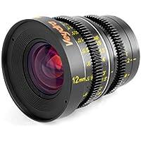 Veydra V1-12T22M43I | Mini Prime 12mm T2.2 Micro 4/3 Camera Lens Imperial