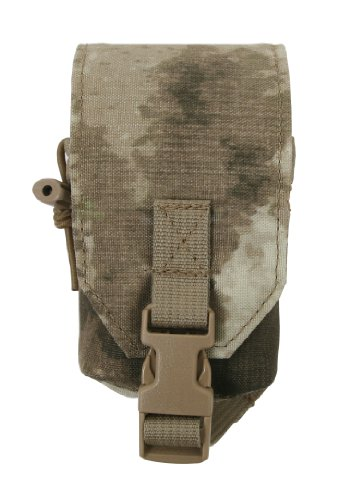 Tactical Tailor Fight Light Flashbang/Smoke Pouch, Coyote (Smoke Grenade Pouch)