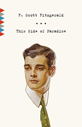 Book cover from This Side of Paradise (Vintage Classics) by F. Scott Fitzgerald