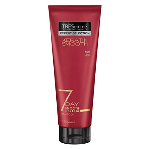 TRESemme Keratin Smooth 7 Day Shampoo 9 oz (Pack of 2)