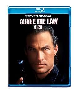 Above The Law / Nico (Bilingual) [Blu-ray]