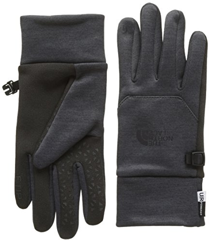 The North Face Etip Glove Womens TNF Dark Grey Heather (STD) S by The North Face