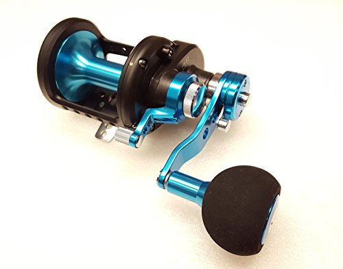 Daiwa STTLD30-2SPD Saltist Lever Drag 2-Speed Reel