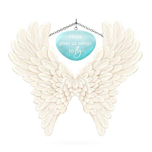 (Hallmark Keepsake 2017 Wings to Fly Encouragement Porcelain Dated Christmas)