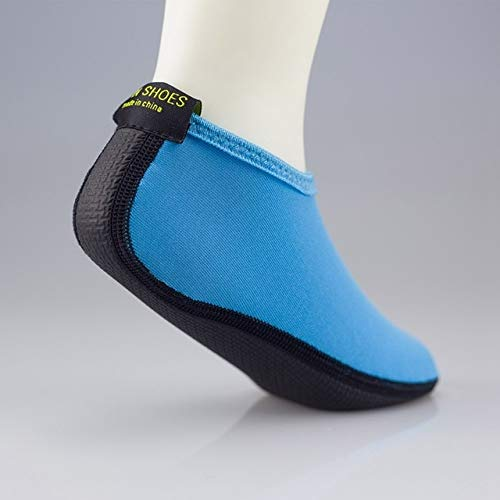 BL CUSHY Non-Slip Comforta Diving Stocking Socks Sandy Beach Swimming fins Men Women a Quickdry Outdoors Diving Beach Shoes XL