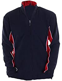 Gamegear Mens Microfleece Track Jacket / Mens Sportswear