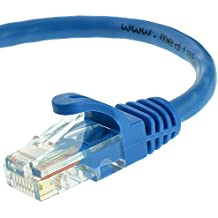 Mediabridge Ethernet Cable (100 Feet) - Supports Cat6 / Cat5e / Cat5 Standards, 550MHz, 10Gbps - RJ45 Computer Networking Cord (Part# 31-399-100B)