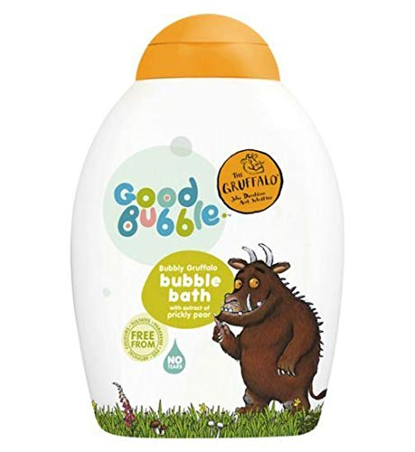 Good Bubble Bubbly Gruffalo Bubble Bath with Prickly Pear Extract 400ml
