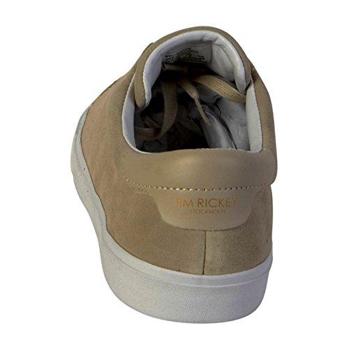 Jim Rickey Chaussure Cappie Beige Marron XsSPGf