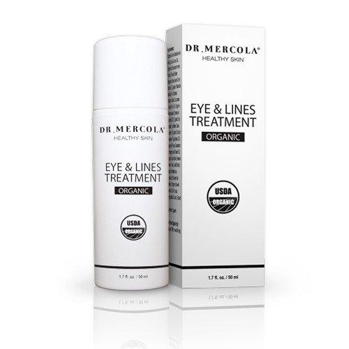 Dr Mercola Eye and Lines Treatment (30ml Cream)