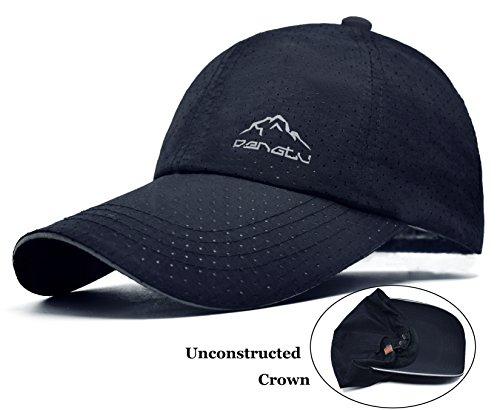 Ellewin Unisex Outdoor Quick Dry Adjustable Baseball - Custom Team Visors