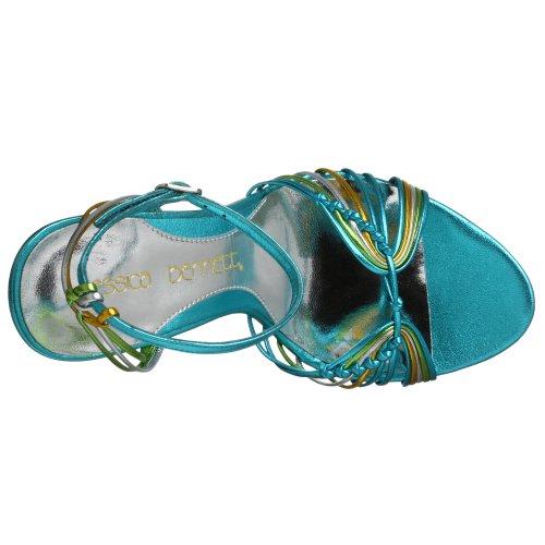 Bright Jessica Gemma Multi Ankle Women's Strap Bennett Sandal wppH1YRq
