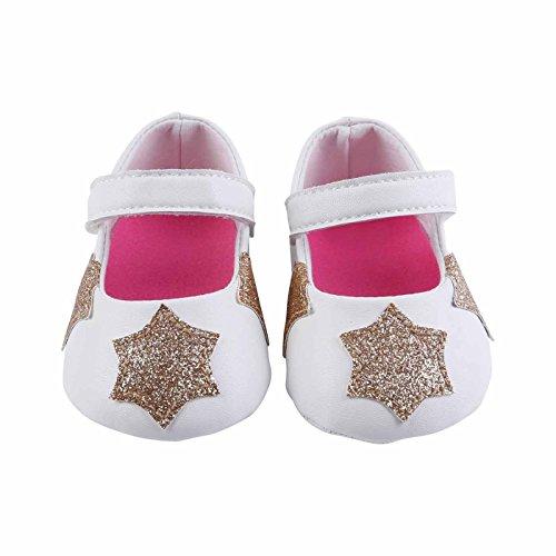Billieblush Babyschuhe Ballerinas Elfenbein