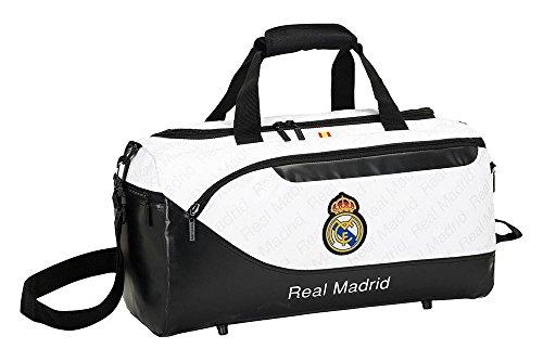 Real Madrid - Cartera de mano para hombre multicolor multicolor