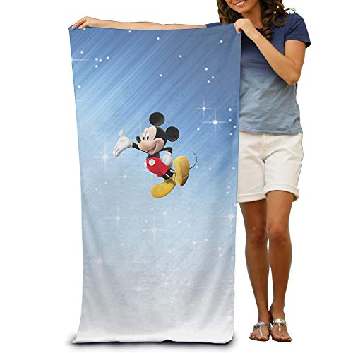 Warrior Promo Code - Aiguan Bath Towel - Cartoon Mickey