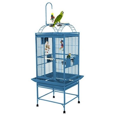 A&E Cage 8002422 Platinum Play Top Bird Cage with 5/8'' Bar Spacing, 24'' x 22'' by A&E Cage