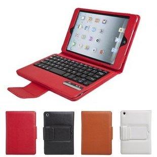 【海外限定】 iPad B00IPYOGOY mini用レザーケース付き Bluetooth キーボード キーボード Bluetooth 選べる5カラー (ダークブラウン) ダークブラウン B00IPYOGOY, Pen Grounds mitadepa:077200c3 --- a0267596.xsph.ru