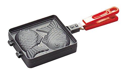 cast iron taiyaki pan - 1
