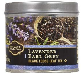Private Selection Lavender Earl Grey Black Loose Leaf Tea 3.17oz, pack of -