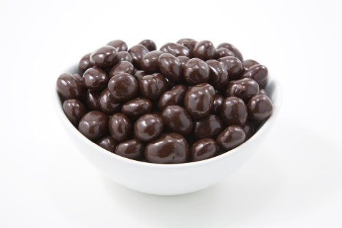 Dark Chocolate Covered Espresso Beans (10 Pound Case)