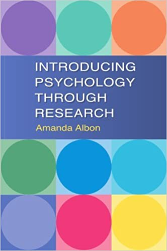Introducing Psychology Through Research by Amanda Albon (2007-02-01)