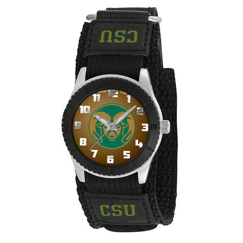 Colorado State Rams NCAA Kids Rookie Series'' watch (Black)'' by Game Time