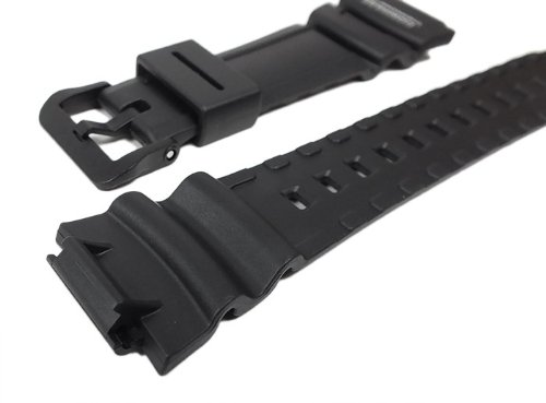 Casio watch strap watchband Resin Band black for SGW-500H SGW-500