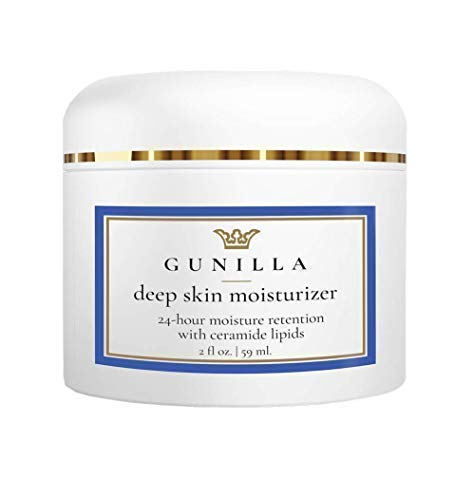 GUNILLA Deep Skin Moisturizer + Organic Ceramides | 2 oz
