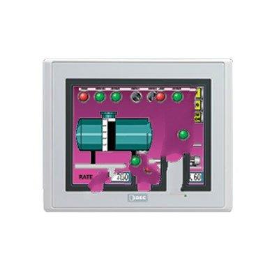 IDEC HG2G-5TT22TF-S 5.7 TFT 65K (Silver Bezel)