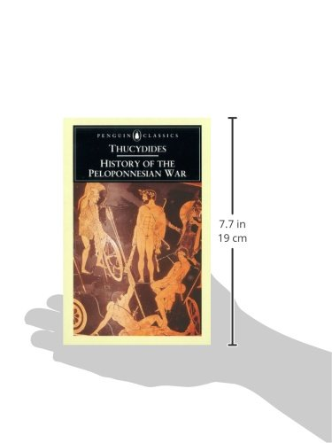 History of the peloponnesian war thucydides m i finley rex history of the peloponnesian war thucydides m i finley rex warner 9780140440393 amazon books fandeluxe Image collections