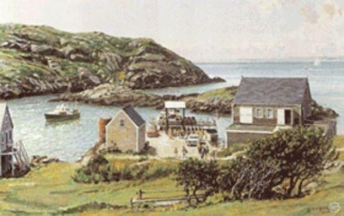 Landing Mint - John Stobart